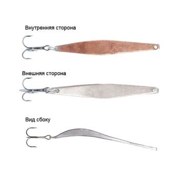 Блесна вертикальная LUCKY JOHN Model O 365 10 г код цв. #CS в интернет магазине Rybaki.ru