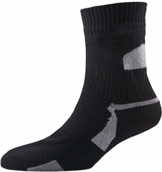 Носки SEALSKINZ Thin Ankle Length Sock цвет Black в интернет магазине Rybaki.ru