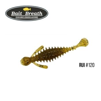 "Виброхвост BAIT BREATH Big Rui 3,5"" (6 шт.) код цв. 120"