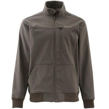 Куртка SIMMS Rogue Fleece Jacket цвет dark olive