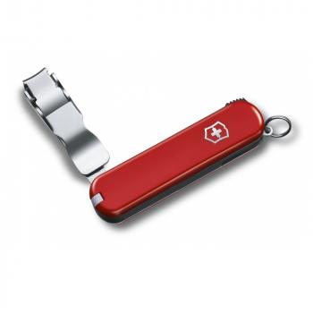 Нож VICTORINOX Nail Clip 582 65 мм 4 функций цв. красный