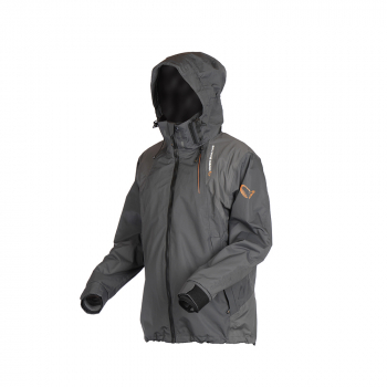 Куртка SAVAGE GEAR Black Savage Jacket цвет серый