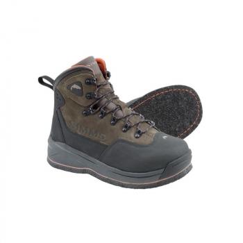 Ботинки забродные SIMMS Headwater Pro Boot Felt цвет Dark Olive в интернет магазине Rybaki.ru