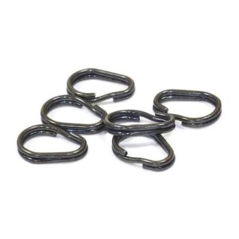 Кольцо заводное HITFISH Egg Split Ring № 0 (13 шт.) в интернет магазине Rybaki.ru