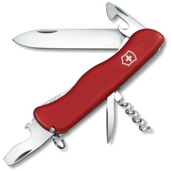 Нож VICTORINOX Picknicker р. 111 мм, 11 функций, цв. красный, карт. коробка в интернет магазине Rybaki.ru
