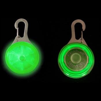 Брелок светодиодный NITE IZE SpotLit цв. зеленый