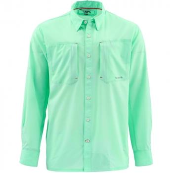 Рубашка SIMMS Ultralight Shirt цвет Light Teal