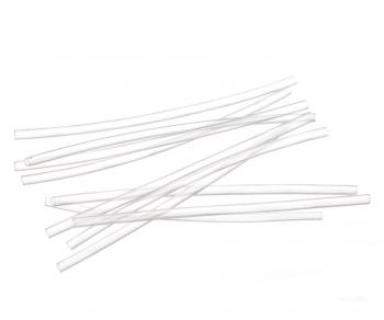 Трубочка CORMORAN термоусадочная прозрачная (10 шт.) 3 х 50 мм