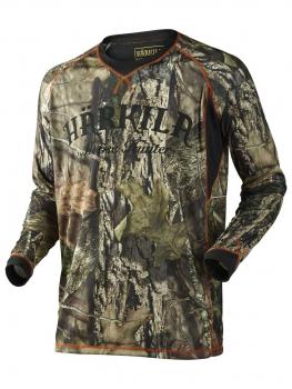Футболка HARKILA Moose Hunter LS T-shirt цвет MossyOakBreak-up Country