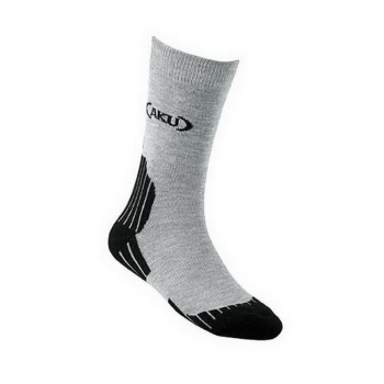 Носки AKU Hiking Low Socks цвет Ch. / Nero в интернет магазине Rybaki.ru
