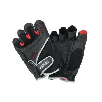 Перчатки VARIVAS VAG-08 цвет черный в интернет магазине Rybaki.ru