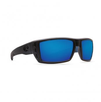 Очки поляризационные COSTA DEL MAR Rafael W580 р. M цв. Black Teak цв. ст. Blue Mirror Glass