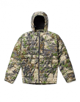 Куртка SKRE Ptarmigan 850 Ultra Down Hoodie цвет Summit в интернет магазине Rybaki.ru