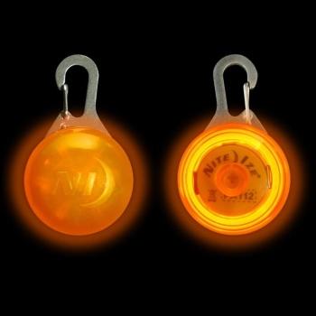 Брелок светодиодный NITE IZE SpotLit цв. оранжевый
