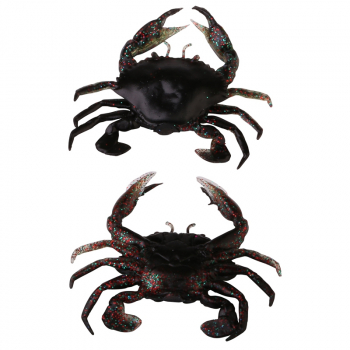 Краб SAVAGE GEAR LB 3D Manic Crab 2,5 см цв. Black Crab (5 шт.)