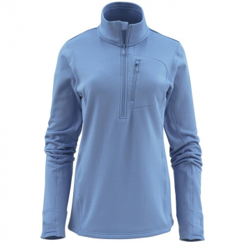 Пуловер SIMMS WS Fleece Midlayer 1/2 Zip цвет Sky Blue
