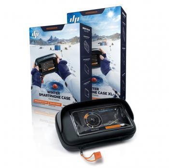 Чехол DEEPER Winter Smartphone Case /SMALL/ для смартфона зимний