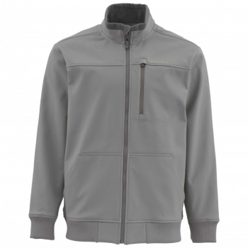 Куртка SIMMS Rogue Fleece Jacket цвет Pewter