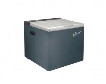 Холодильник электрогазовый CAMPING WORLD Unicool DeLuxe 42 л автомобильный в интернет магазине Rybaki.ru