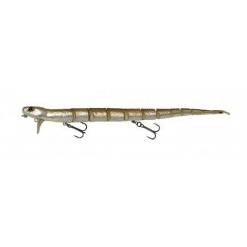 Приманка SAVAGE GEAR 3D Snake 30 F цв. 04-Steel Adder в интернет магазине Rybaki.ru