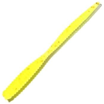 Червь RED MACHINE Бук 50 мм цв. Lemon, аттрактант Рыба (15 шт.)