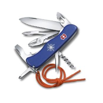 Нож VICTORINOX Skipper синий 18 функций 111 мм