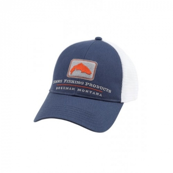 Кепка SIMMS Trout Trucker Cap цв. Indigo
