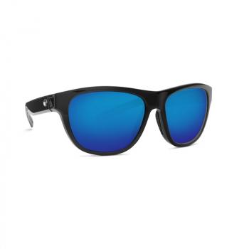 Очки поляризационные COSTA DEL MAR Bayside 580P р. M цв. Shiny Black цв. ст. Blue Mirror
