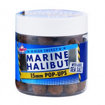 Бойл плавающий DYNAMITE BAITS 15 мм Marine Halibut 100 г в интернет магазине Rybaki.ru