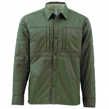 Рубашка SIMMS Confluence Reversible цвет Dark Olive