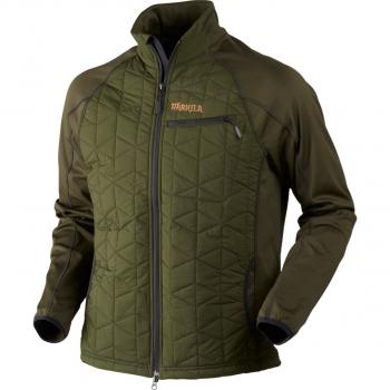 Куртка HARKILA Hjartvar Insulated Hybrid Jacket цвет Willow green