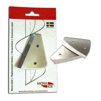 Набор сменных ножей MORA ICE для ручного ледобура Micro, Arctic, Expert Pro и шнека д/мотоледобура 130 мм в интернет магазине Rybaki.ru