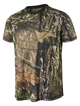 Футболка HARKILA Moose Hunter SS T-shirt цвет MossyOakBreak-up Country