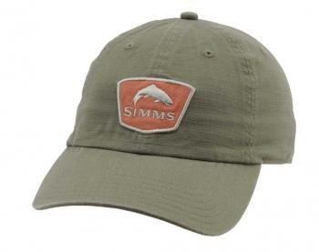 Кепка SIMMS Ripstop Cap цв. Dark Gunmetal