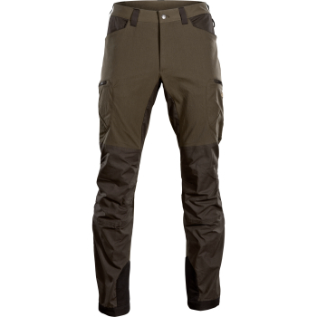 Брюки HARKILA Ragnar Trousers цвет Willow Green / Shadow Grey