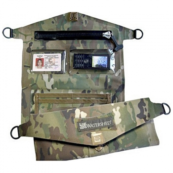 Гермосумка WATERSHED Clutch Smart Phone Case цв. camouflage