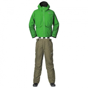 Костюм DAIWA Gore-Tex Gt Winter Suit цвет Green