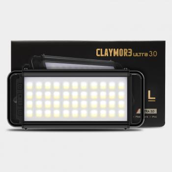 Фонарь кемпинговый CLAYMORE Ultra 3.0 L цв. Black в интернет магазине Rybaki.ru