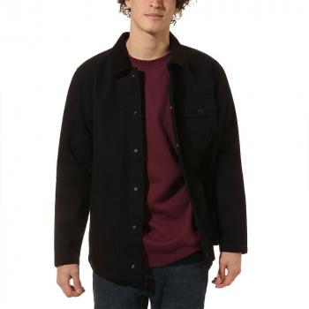 Куртка THE NORTH FACE Drill Chore Coat цвет черный