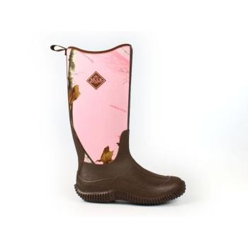Сапоги MUCKBOOT Womens Hale Camo цвет Коричневый / розовый камуфляж