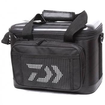 Термосумка DAIWA SEMI-HARD COOL BAG 12(B) BK в интернет магазине Rybaki.ru