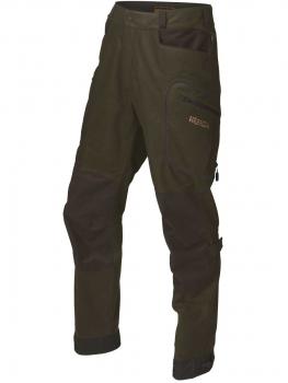 Брюки HARKILA Mountain Hunter Trousers цвет Hunting Green / Shadow Brown