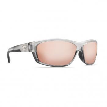 Очки поляризационные COSTA DEL MAR Saltbreak 580P р. L цв. Silver цв. ст. Copper Silver Mirror