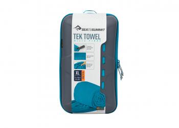 Полотенце SEA TO SUMMIT Tek Towel р. L (60 х 120 см) цв. Pacific Blue