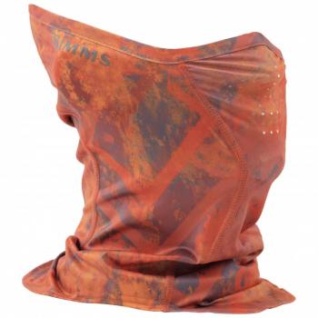 Бандана SIMMS Sungaiter цв. Velocity Print Orange