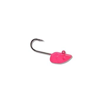 Джиг-Головка ТУЛА цв. Розовый 1,6 гр., кр. Maruto №6 в интернет магазине Rybaki.ru
