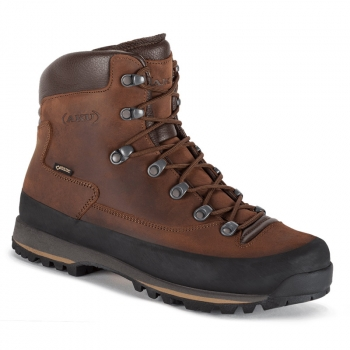 Ботинки горные AKU Conero GTX NBK цвет Brown / Dark Brown в интернет магазине Rybaki.ru