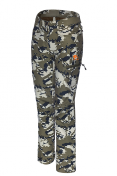 Брюки ONCA WS Elastic Pant цвет Ibex Camo в интернет магазине Rybaki.ru