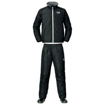 Костюм-поддёвка DAIWA Warm-Up Suit цвет Black