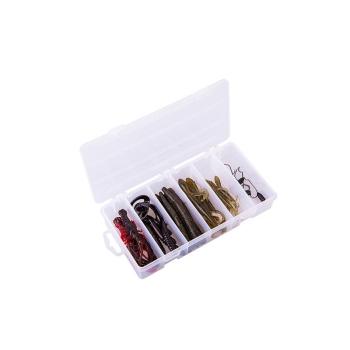 Набор приманок SAVAGE GEAR Black Bass Pro Pack Kit (33 шт.)